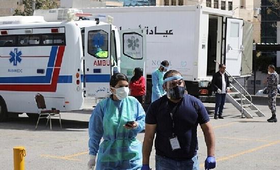تسجيل 1824 اصابة بفيروس كورونا و 9 حالات وفاة و  52 حالة شفاء
