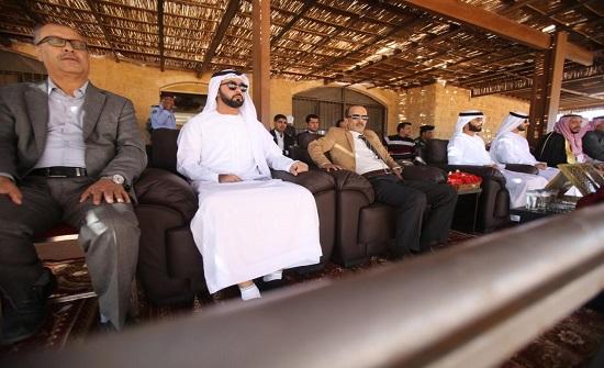 اختتام فعاليات مهرجان الشيخ زايد الثاني عشر لسباق الهجن