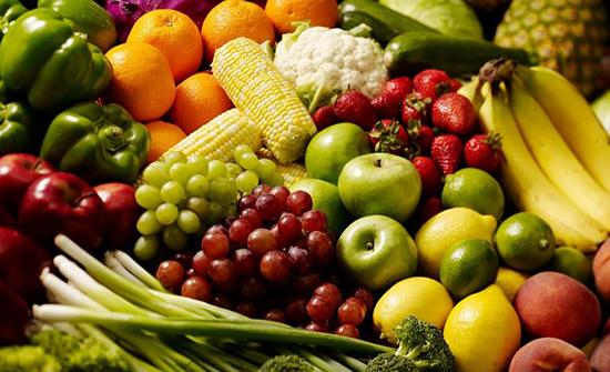 """الفاكهة والخضراوات """"مضادات حيوية"""" للسرطان والاكتئاب"""