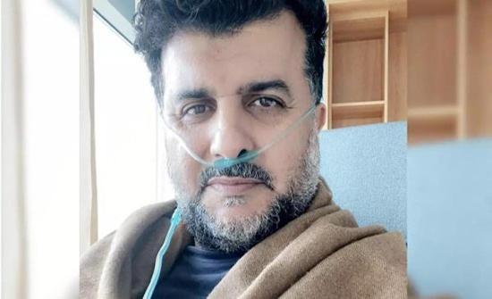 الصورة الأخيرة  لمشاري البلام مع طفلته الرضيعة قبل وفاته.. شاهد