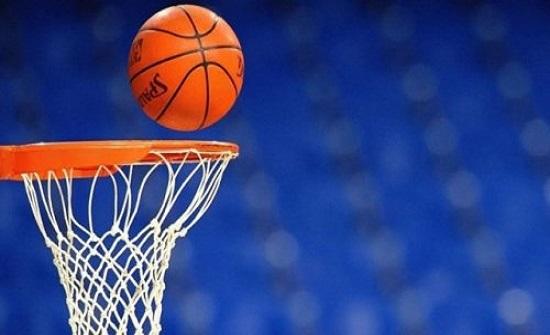مباراتان بدوري كرة السلة غدا