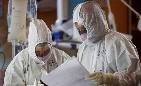 روسيا تسجل 95 وفاة و 7600 إصابة بفيروس كورونا