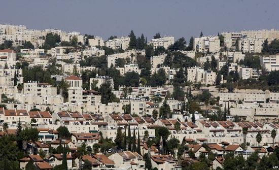 الاحتلال الاسرائيلي يشرعن بناء 1700 وحدة استيطانية جديدة بالضفة الغربية