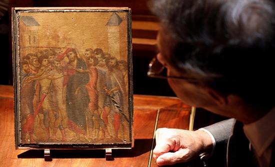 بيع لوحة مفقودة كانت وجدَت في مطبخ عجوز فرنسية بـ 26 مليون دولار
