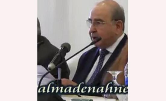 المصري : قمة تونس لم تقدم لفلسطين شيئا