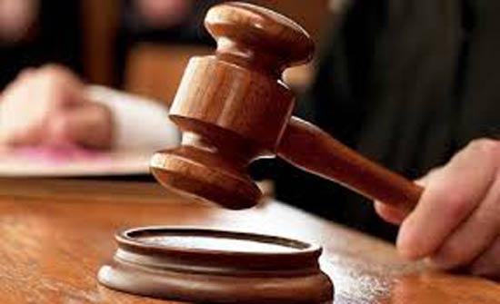 جنايات اربد تضاعف عقوبة سارق ومعتاد على الاجرام من 3 إلى 6 سنوات