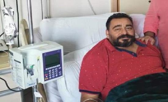 بالفيديو : الامير حسين يهاتف الصقار للأطمئنان عليه .. والعبدللات يغني له داخل المستشفى