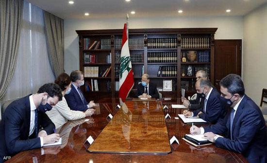 لبنان.. حراك دبلوماسي متسارع وتخوف من انفجار الأوضاع