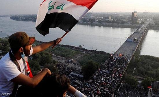 """العراق.. قتلى بصفوف المتظاهرين ومخاوف من """"النموذج الإيراني"""""""
