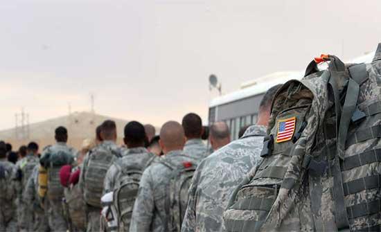 العراق: القوات الاجنبية تكمل مغادرتها مع نهاية العام