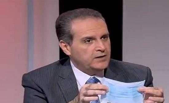 وزير الصحة يزور المستشفى الميداني ومستشفى اليرموك في إربد