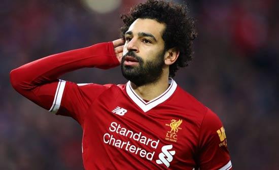 """برقم مذهل.. ليفربول سيمنح صلاح أعلى راتب في """"البريميرليغ"""""""