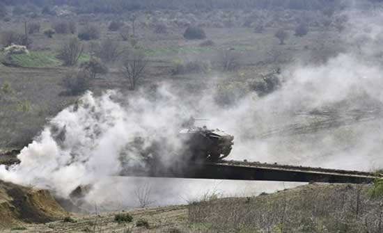 الجيش التركي ينشر مشاهد من عملياته العسكرية ضد المسلحين الأكراد .. بالفيديو