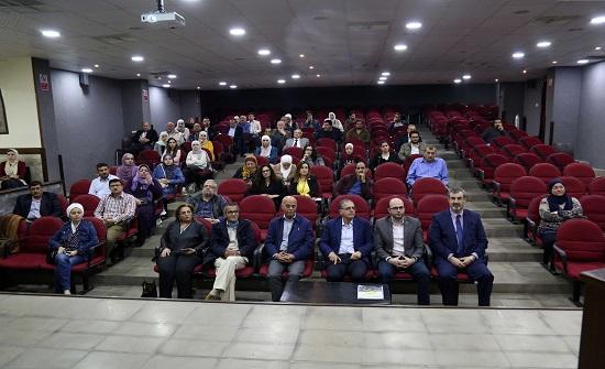 """مسعد يستعرض خطة منعة عمان """"Resilient Amman"""" الاستراتيجية"""