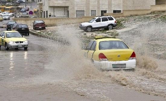 الخميس طقس غير مستقر وغائم وتحذيرمن تشكل السيول