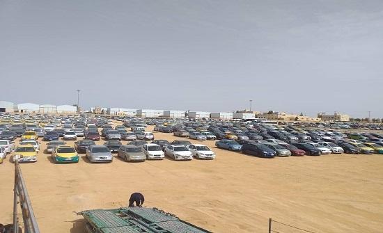 الامن العام : ضبط 182مركبة و 148 شخصاً خالفوا اوامر الحظر والتنقل