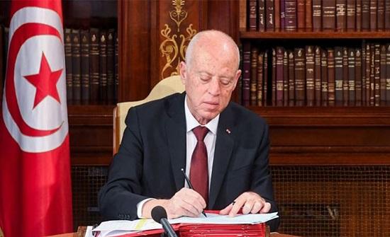 قيس سعيد: لا مجال لمحاولات إسقاط الدولة التونسية