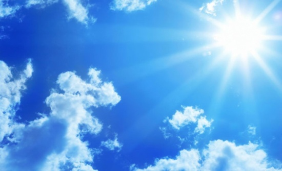 الثلاثاء :  ارتفاع واضح على درجات الحرارة
