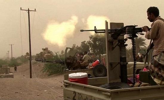 الجيش اليمني يعلن مقتل عشرات الحوثيين في مواجهات بالحديدة