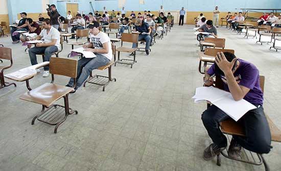 تشكيل لجنة لتطوير امتحان الشهادة الثانوية العامة .. اسماء