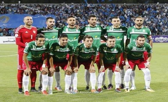 الوحدات يرد على اعتذار الاتحاد الأردني بشأن الحكام الأجانب