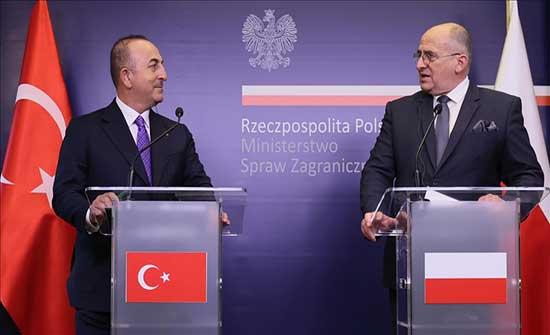 تشاووش أغلو: نؤيد الدبلوماسية ولا نفرط بحقوقنا شرقي المتوسط