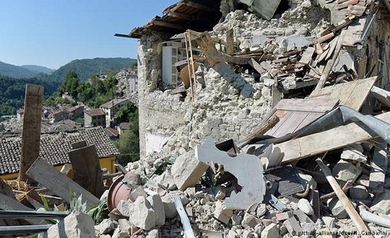 ارتفاع حصيلة زلزال الصين إلى 64 قتيلا ومصابا