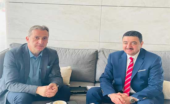 بحث تعزيز علاقات الاردن الاقتصادية مع البوسنة والهرسك
