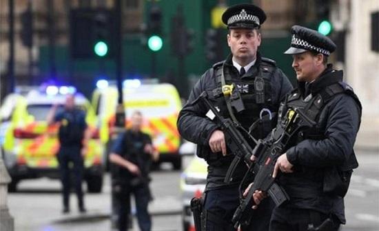بريطانيا: إصابة 22 ضابط شرطة بمواجهات خلال حفل موسيقى