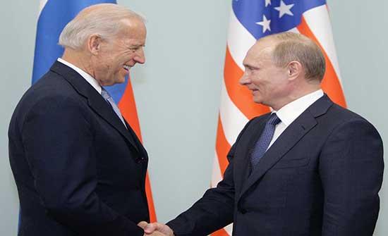 الكرملين: بوتين وبايدن يلتقيان يوم 16 يونيو في جنيف