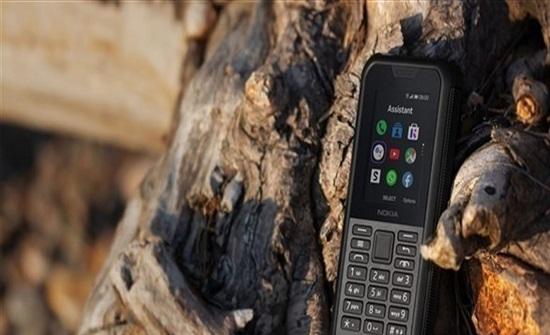 هاتف من نوكيا .. هاتف للاستخدامات الشاقة
