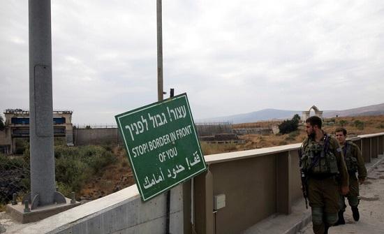 إسرائيل تكشف تفاصيل إحباط عملية تهريب أسلحة من الأردن