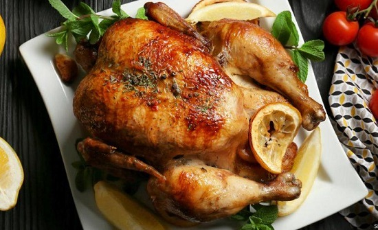الدجاج يجلب السعادة ...