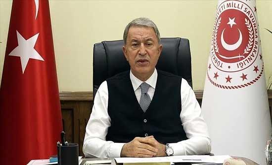 """وزير الدفاع التركي: مباحثاتنا مستمرة بشأن مطار """"كابل"""""""