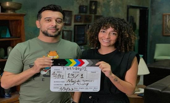 """سهام الخزوز : سعيدة أن تكون اولى تجاربي السينمائية مع """"الثلاثاء ١٢"""""""