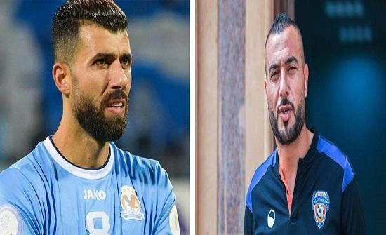 شفيع وعبدالرحمن ينتظران فتح المطارات للالتحاق بالفيحاء السعودي والنصر الكويتي