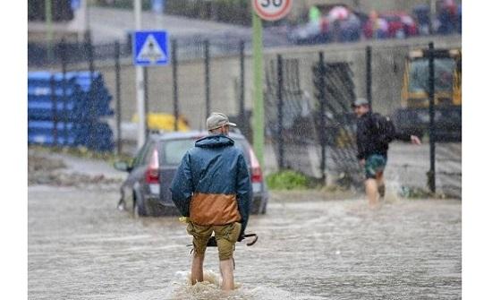 حصيلة فيضانات المانيا ترتفع إلى 156 قتيلا