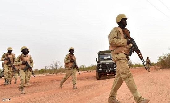 مصرع 18 ارهابيا شمال بوركينا فاسو