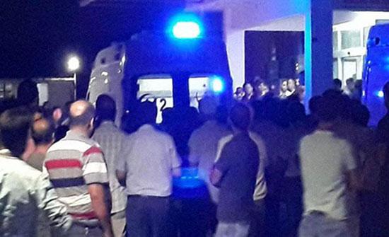 بالفيديو : قتلى وجرحى بتفجير عبوة ناسفة بولاية ديار بكر التركية