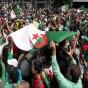 المتظاهرون يرفضون إجراء انتخابات الرئاسة في يوليو/تموز المقبل (الأوروبية)