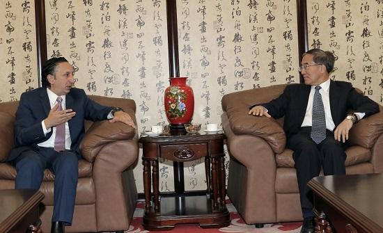 الصداقة البرلمانية الاردنية الصينية تناقش الشراكة الاستراتيجية بين البلدين