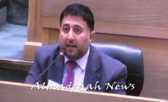 الرقب يسأل عن نية الحكومة بمنح رخص لإقامة(كازينوهات)
