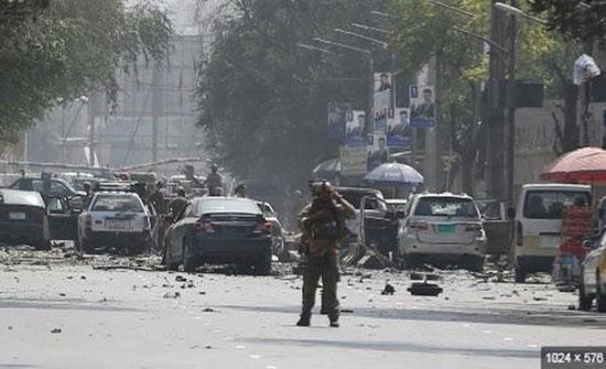 انفجار يؤدي إلى استقالة رئيس المخابرات الأفغانية .. وطالبان تتبنى