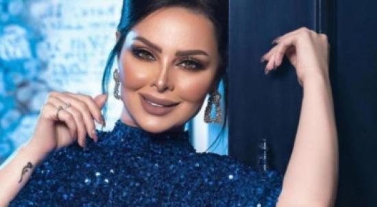 """""""يما المعدل والملظلظ"""".. ديانا كرزون بأول ظهور بوزن زائد وملامح مختلفة بسبب الحمل"""