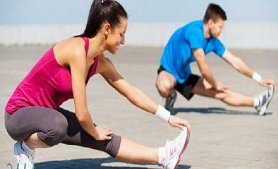 التمارين الرياضية تحمي الأوعية الدموية  و القلب