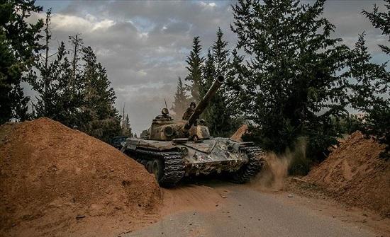 قوات الحكومة الليبية تسيطر على مواقع جديدة جنوبي طرابلس