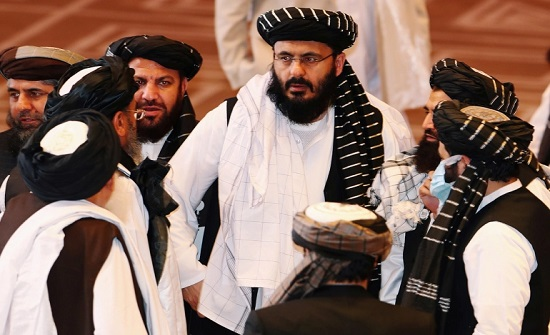 طالبان ترحب ببدء انسحاب القوات الدولية من أفغانستان
