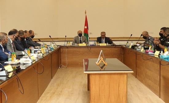 وزير الداخلية : الأردنيون يستمدون العزم على مواصلة الإنجاز من التوجيهات الملكية