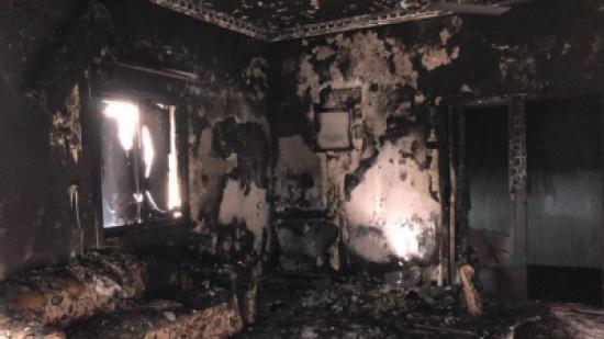 فاجعة في الإمارات.. عائلة تفقد 7 أطفال في حريق