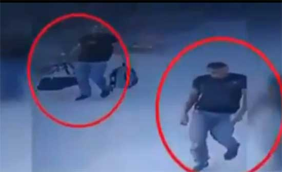 أول فيديو لأسيرين فلسطينيين يتجولان بعد هروبهما من سجن جلبوع .. بالفيديو